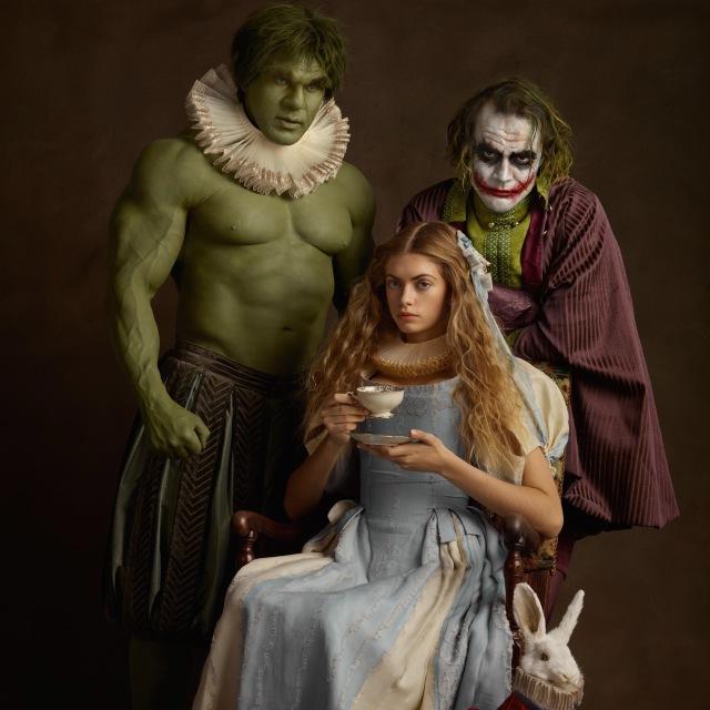 SuperHérosFlamands_Hulk_Joker_Alice_009