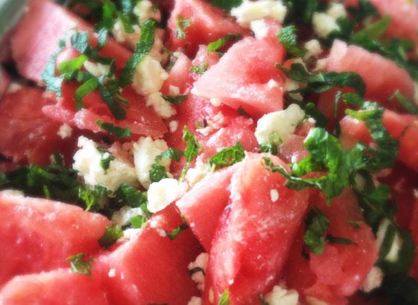 recept-watermeloen-salade-met-munt-en-feta
